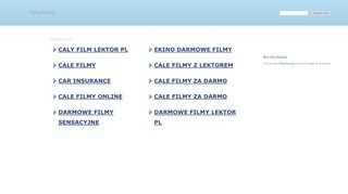 Screenshot of Filmyhd.org main page