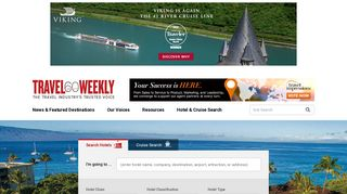 Screenshot of Hotelandtravelindex.com main page